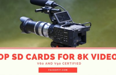 V90 Micro SD Cards for 8k