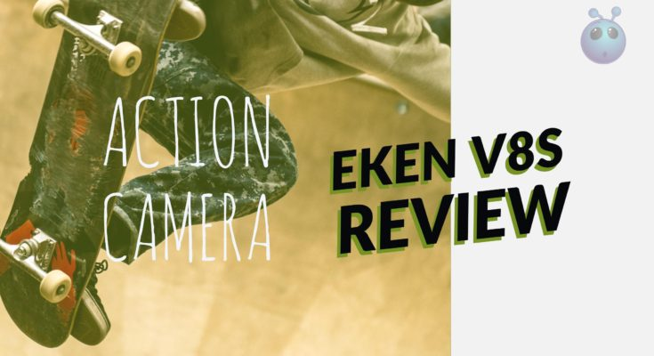 Eken V8s Action Camera Review