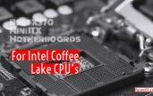 best Z370 Mini ITX motherboards