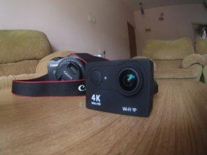 Eken V8s Action Camera Review