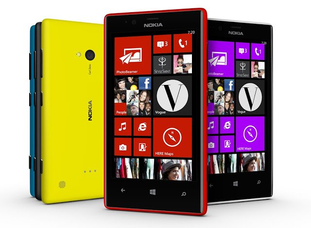 Why Nokia Lumia 720 is Better than 820