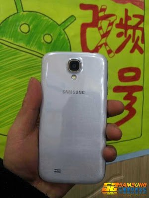 Fake Samsung Galaxy S4 in Chinese Forums