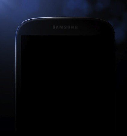 Samsung's Teaser Pic of the new GS4