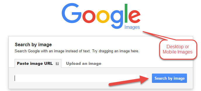 Google Reverse image search and other Search Tricks