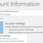 How to Configure Yahoo Mail in Microsoft Outlook 2016
