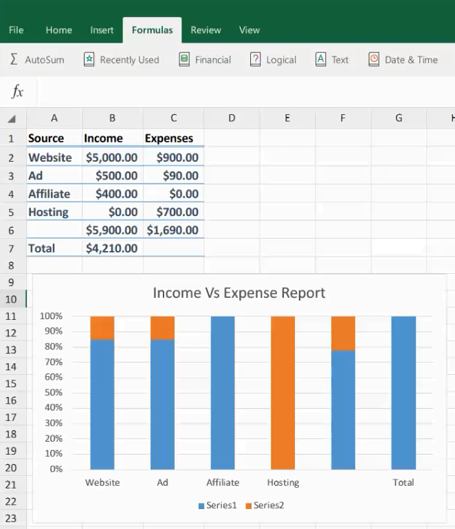 Overview of Microsoft Excel for Android