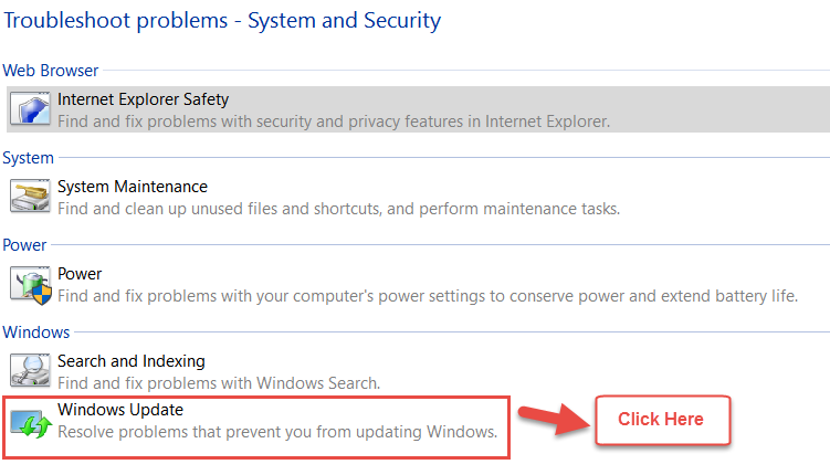 How to Fix Windows Update error 0x80240fff in Windows 10