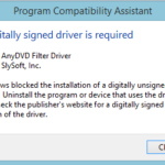 Permanently Disable Driver Signature Enforcement to Install Unsigned Drivers