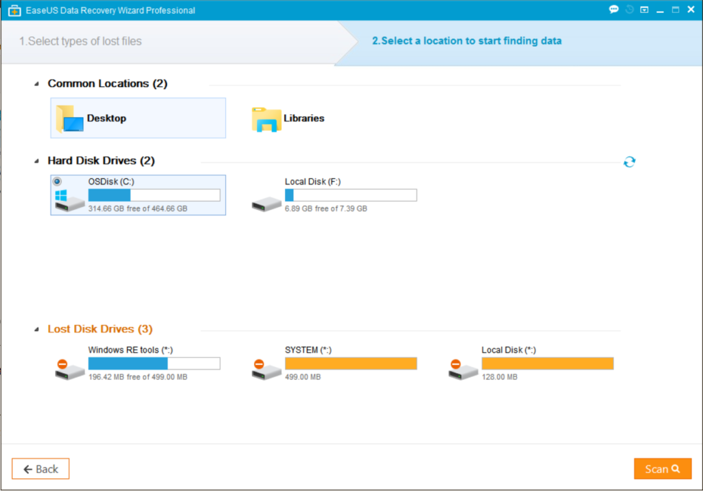 Recover your Data with Free Data Recovery Software From EASEUS