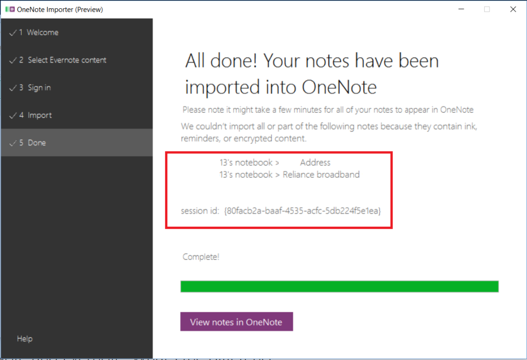 How to Migrate from Evernote to Microsoft OneNote