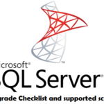 SQL Server 2016 Pre Upgrade Checklist and Unsupported Scenarios
