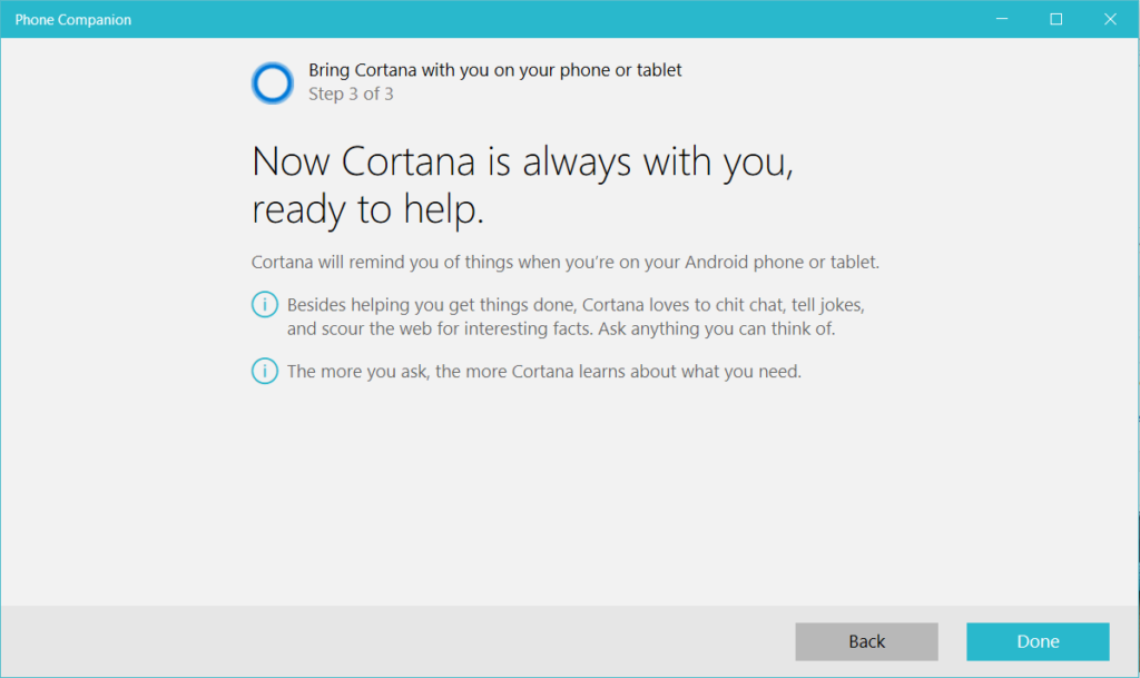 How to Enable Android Notifications on Windows 10 PC Using Cortana