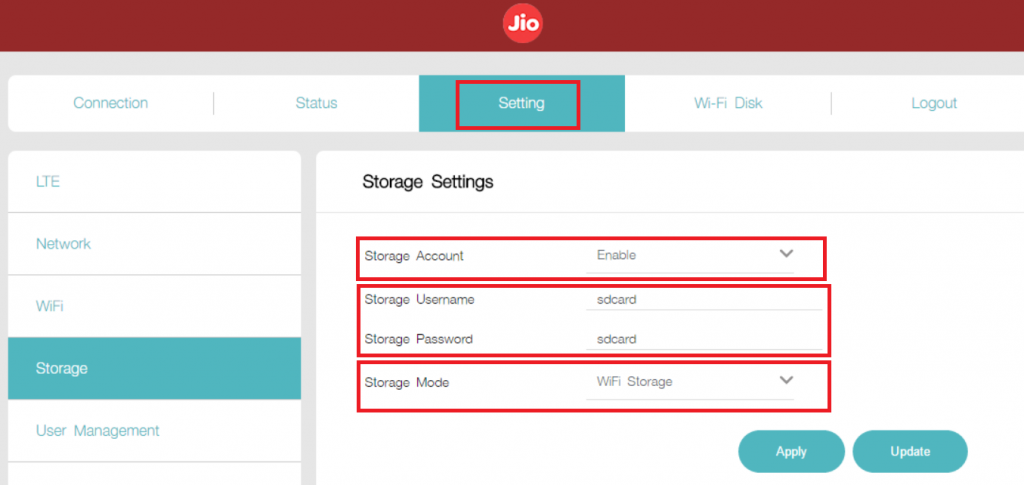 How To Use A Micro SD Card on JioFi MiFi Device as WiFi Cloud Storage