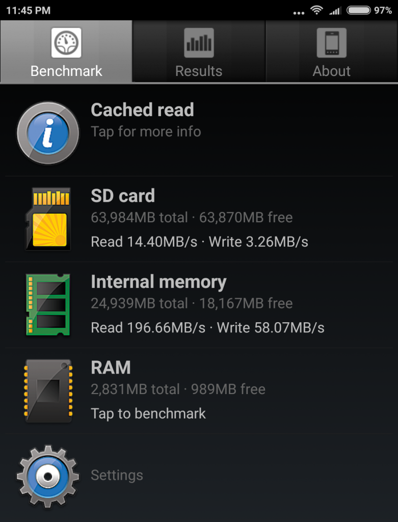 How to Check and Detect Fake Micro SD Cards in Android with Speed Test