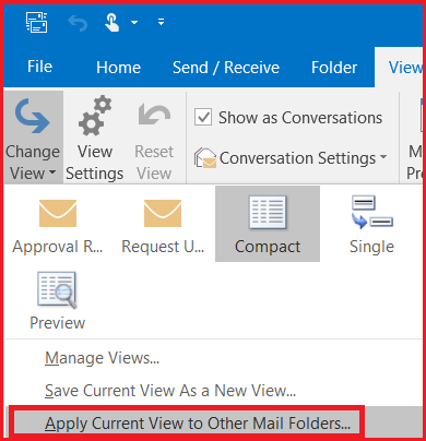 How to Resolve and Fix Outlook 2016 Folder Navigation Pane Disappearance