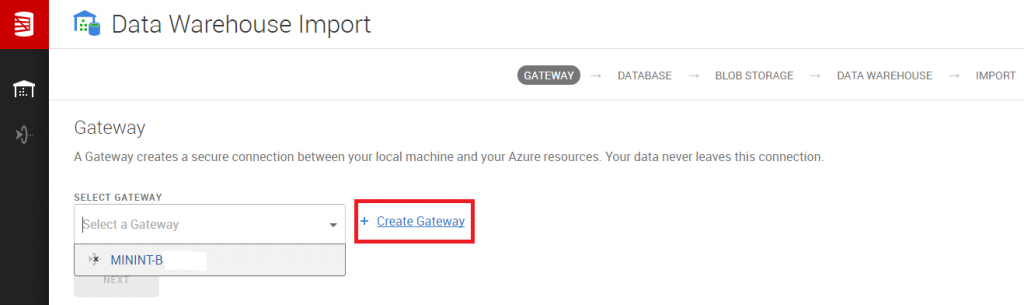 Move & Load Data to Azure SQL DataWarehouse using Data Platform Studio