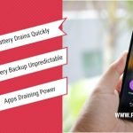 Fix Fast Battery Draining Issue in Asus ZenPhone 2