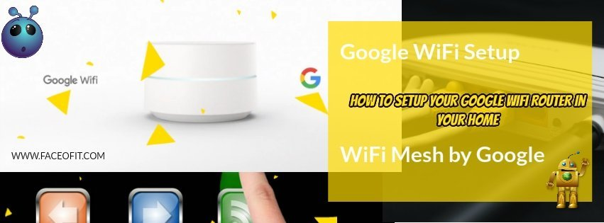 Configure Google WiFi Router