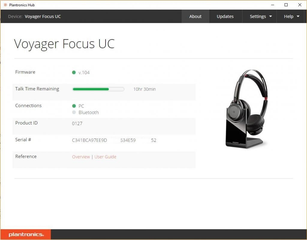 c0ae8c16319 How To Setup Configure and Troubleshoot Plantronics Voyager Focus UC ...
