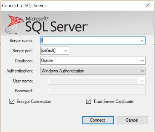 how to create sql script in oracle