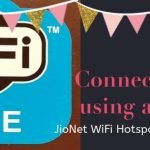 Connect To Reliance JioNet WiFi Hotspot