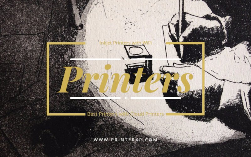 Best Inkjet Printers with WiFi for Mobile Printing from HP Canon and Epson