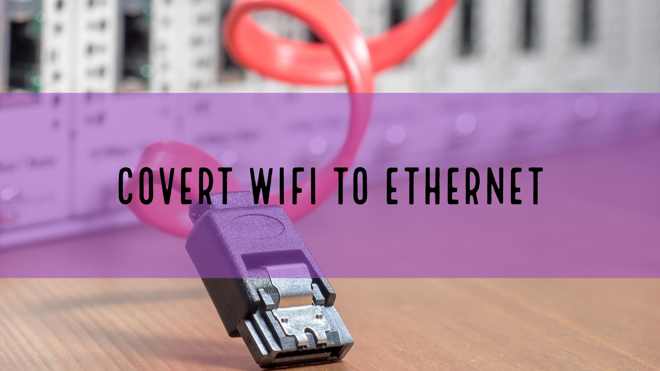 Best WiFi Extenders and Adapters to Convert WiFi to Gigabit