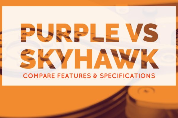 Western Digital Purple vs Seagate Skyhawk