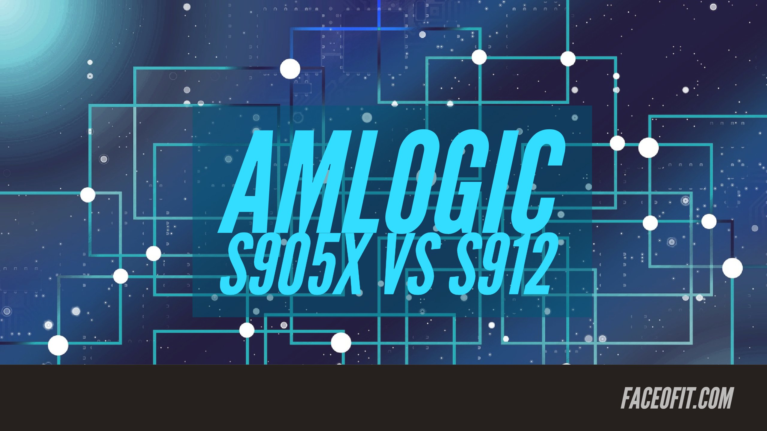 Amlogic S905x vs S912