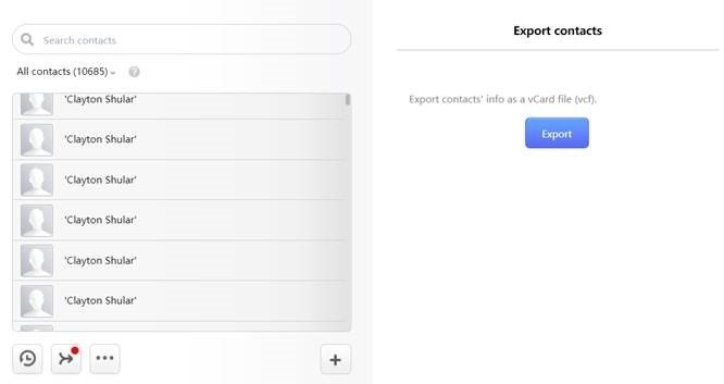 How To Export Contacts on Xiaomi Mi Phones & Import to