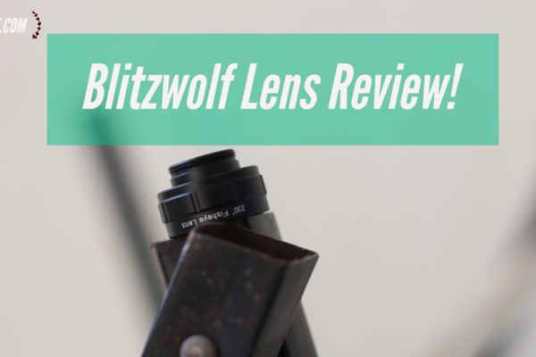 Blitzwolf SmartPhone Camera Lens Review
