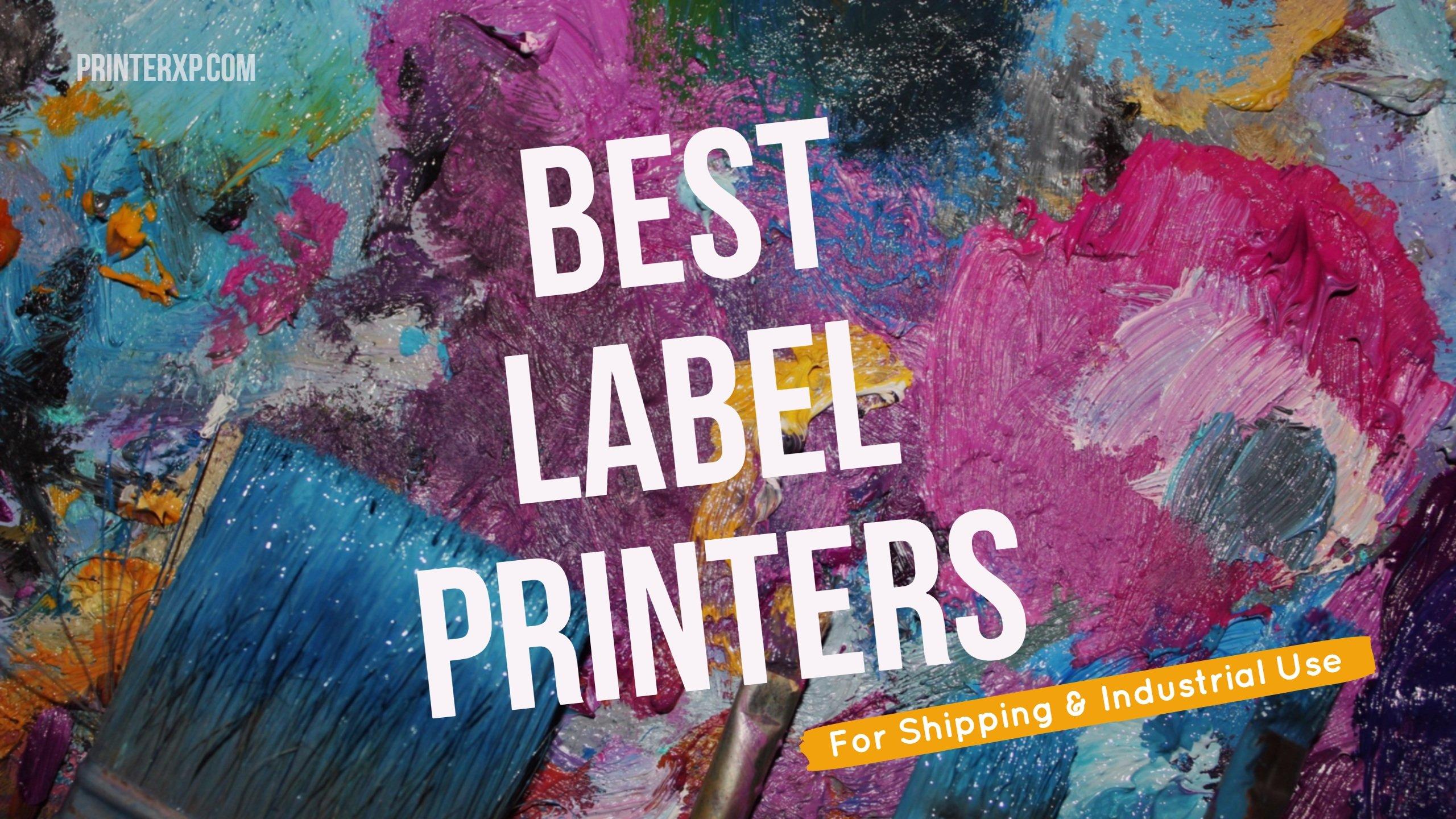 Best Label Printers
