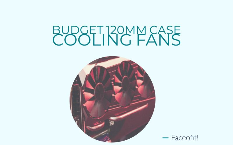 Best Budget 120mm Case Cooling Fans