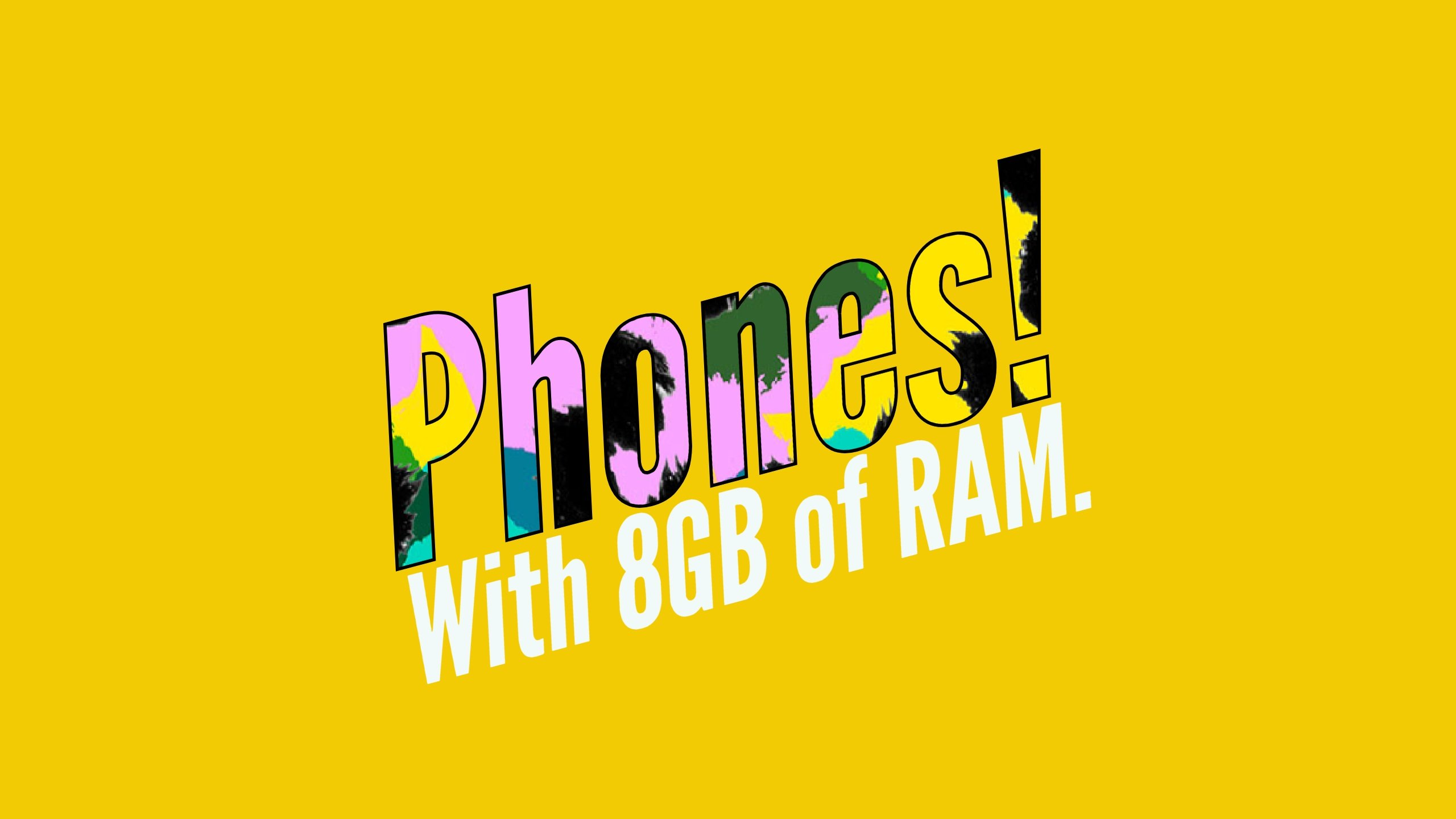 Best Smartphones with 8 GB RAM