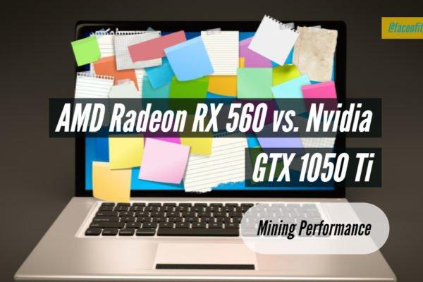 AMD Radeon RX 560 vs. Nvidia GTX 1050 Ti
