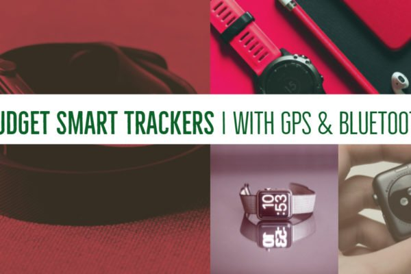 Budget Smart Trackers with GPS