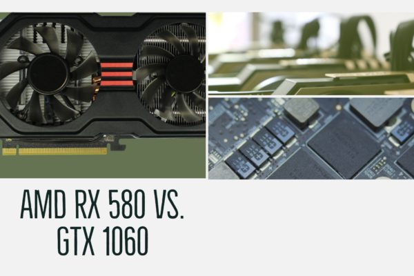 AMD RX 580 vs. GTX 1060