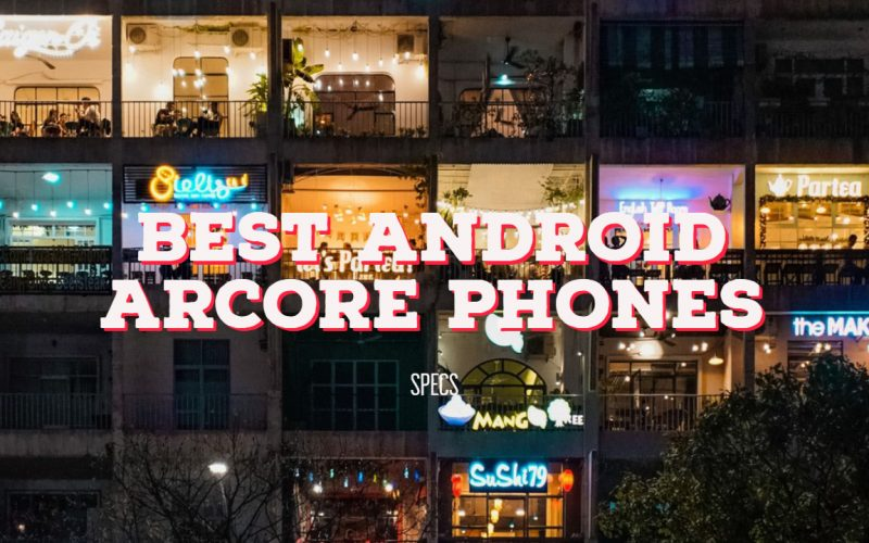 Best Android ARCore Phones