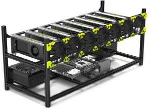 Aluminum Stackable Mining Case