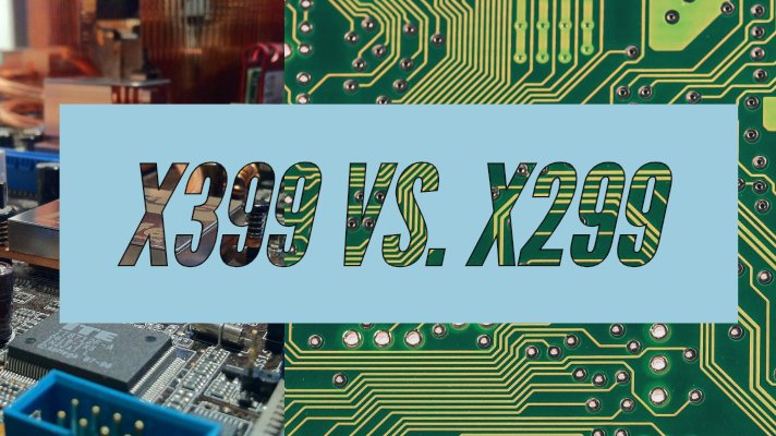 X399 Vs X299 Intel And Amd Motherboard Chipsets Specifications Comparison