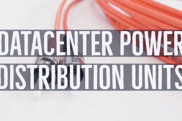 DataCenter Power Distribution Unit