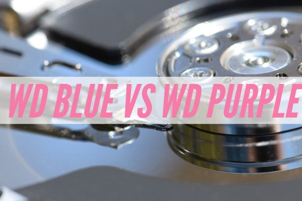 WD Blue vs WD Purple