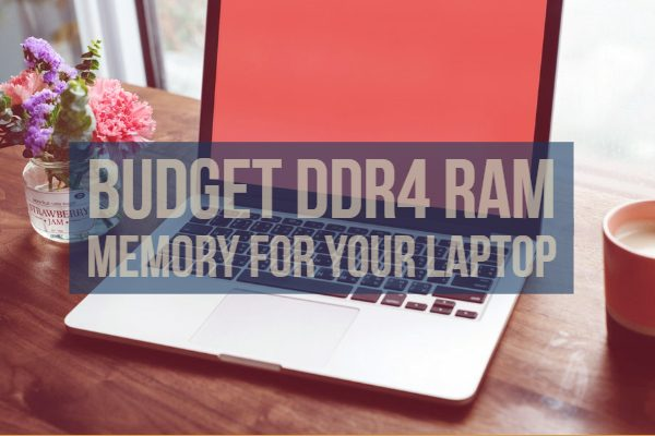 Budget DDR4 RAM Memory for Your laptop