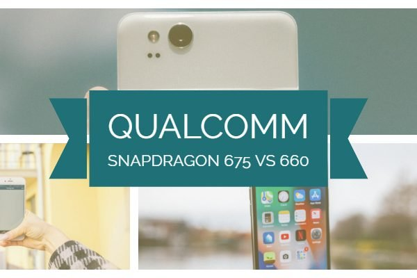 Qualcomm Snapdragon 675 vs 660