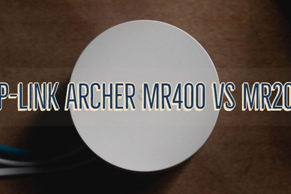 TP-Link Archer MR400 vs MR200