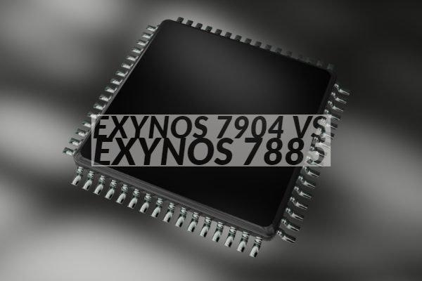 Exynos 7904 vs Exynos 7885