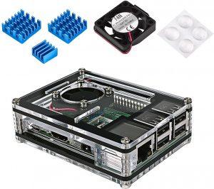 Best Raspberry Pi 3B+ cases - Rugged & Hard Case Enclosure