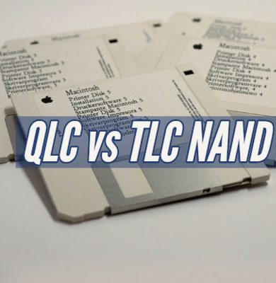 QLC vs TLC NAND