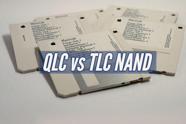 QLC vs TLC NAND