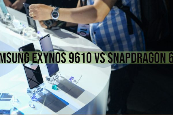 Samsung Exynos 9610 vs Snapdragon 675 Specifications Comparison